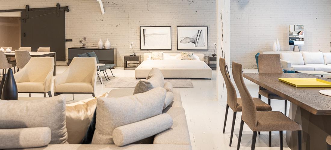 La galerie du meuble d voile trois nouveaux espaces brouillard communication - La galerie du meuble contemporain ...